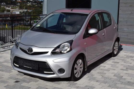 Toyota Aygo 1.0 2012, 79 840 km