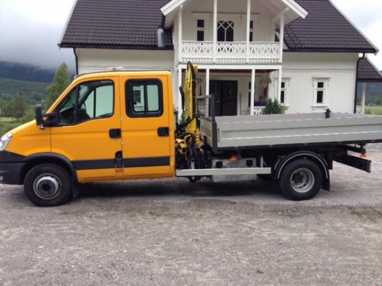 Annonce occasion, vente ou achat 'Camionnette Iveco Daily 70 benne'