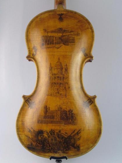 Annonce occasion, vente ou achat 'Antique Violon David Bowman'