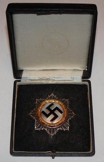 Deutsches Kreuz origine, Zimmerman