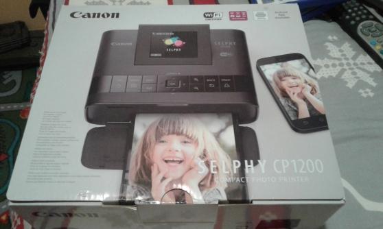 Annonce occasion, vente ou achat 'Imprimante selfie canon cp 1200'