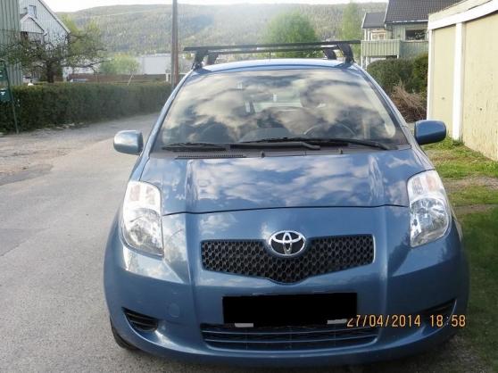 Toyota Yaris 1.4 D4-D 2006, 93900 kms be