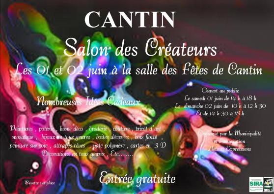 Annonce occasion, vente ou achat 'Salon des créateurs'