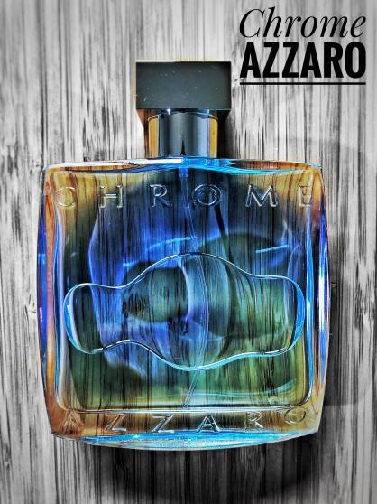 Annonce occasion, vente ou achat 'Azzaro Chrome 100 ml'