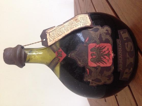 Armagnac 1929 Avec étiquette
