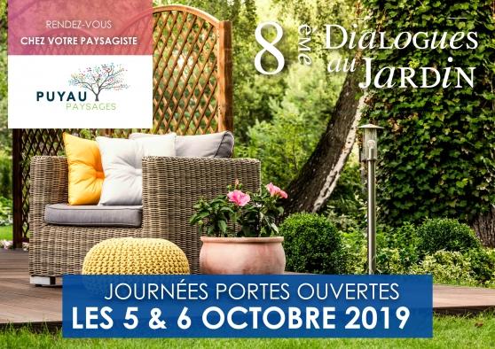 PORTES OUVERTES LES 5 & 6 OCTOBRE 2019