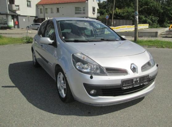 Annonce occasion, vente ou achat 'Renault Clio III'