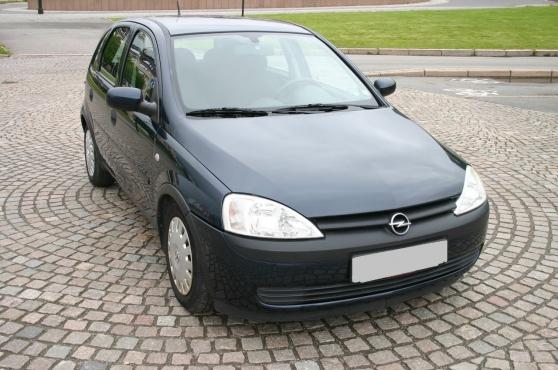 Annonce occasion, vente ou achat 'Opel Corsa 1,2 Confort'