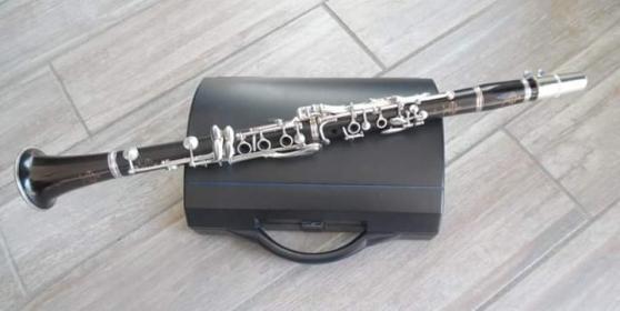 Annonce occasion, vente ou achat 'Clarinette Sib Buffet Crampon E13'