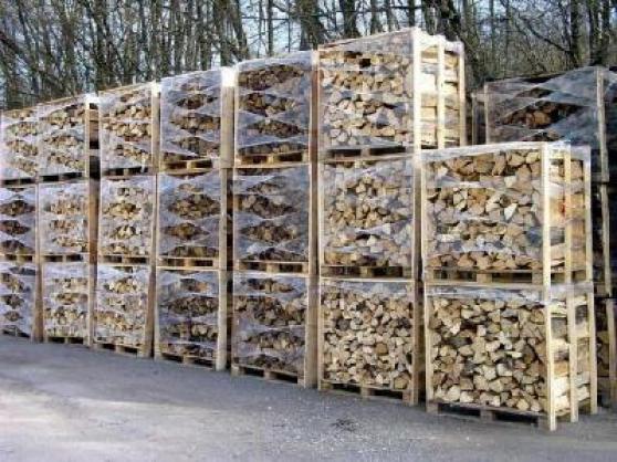 bois de chauffage 100% sec