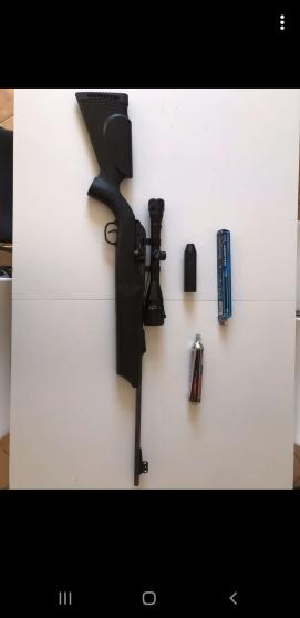 Carabine Hammerli 850 Air Magnum XT