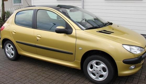 Annonce occasion, vente ou achat '206 Peugeot'