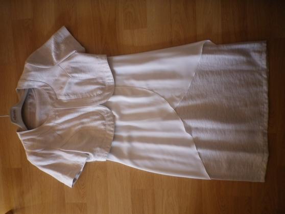 Annonce occasion, vente ou achat 'Robe femme tailleur cérémonie satinée'
