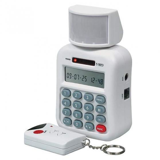 Annonce occasion, vente ou achat 'Alarme de surveillance'