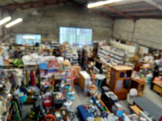 Annonce occasion, vente ou achat 'vide association, brocante'