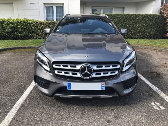 Mercedes Classe GLA 180 7-G DCT Fascinat