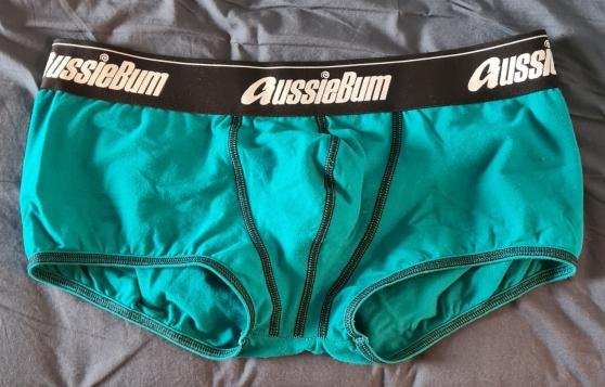 Annonce occasion, vente ou achat 'Vends Boxer AussieBum (L)'
