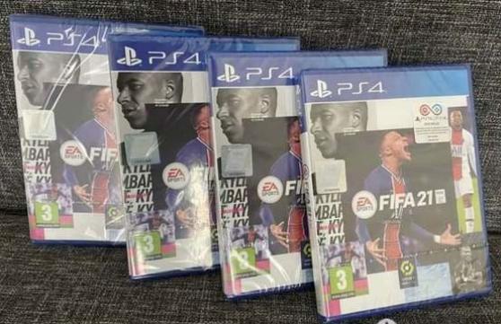 FIFA 21 neuf scellé pour PS4