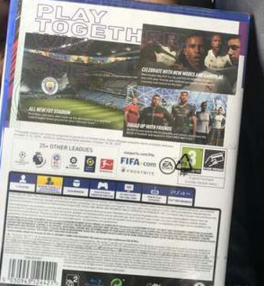 FIFA 21 neuf scellé pour PS4 - Photo 2