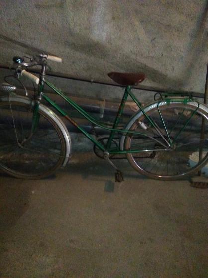 Vélo vintage femme - Photo 2