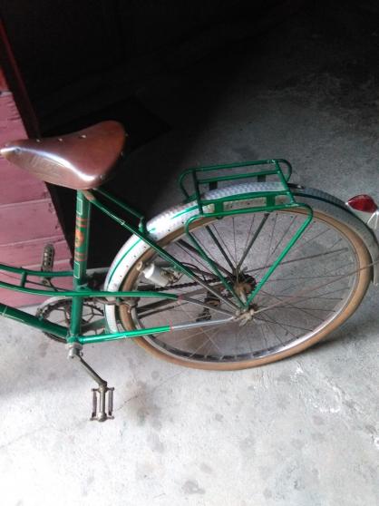 Vélo vintage femme - Photo 3
