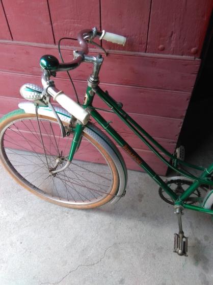 Vélo vintage femme - Photo 4
