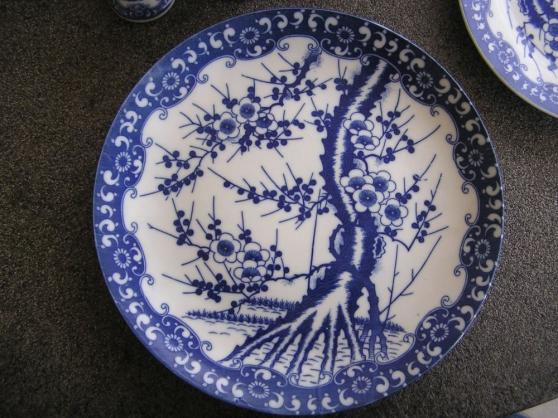 Service à thé japon. Fleur de Cerisier - Photo 3