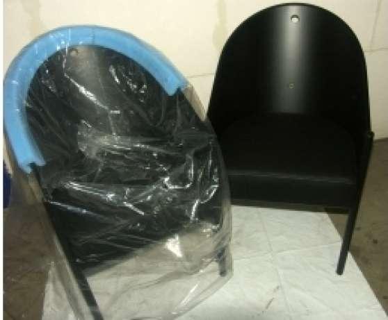chaises style starck costes pas servies montpellier meubles d coration chaises fauteuils. Black Bedroom Furniture Sets. Home Design Ideas