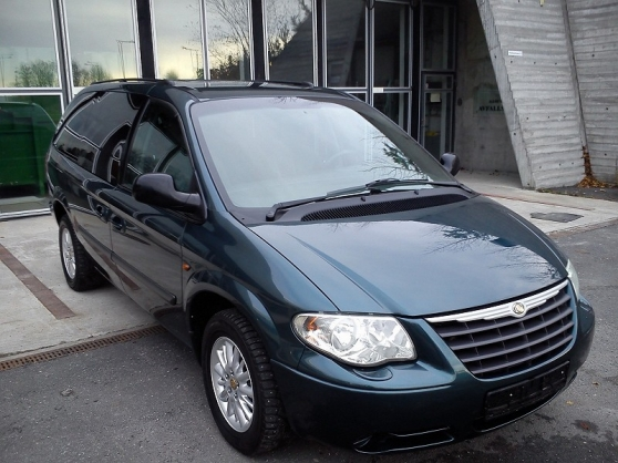 Chrysler Grand Voyager iii (2) 2.8 150 c