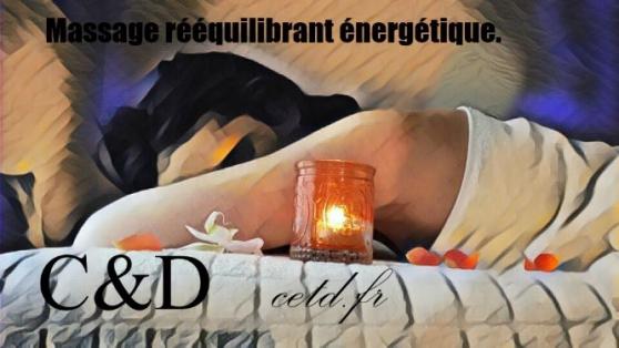 Annonce occasion, vente ou achat 'Massage rééquilibrant énergétique'