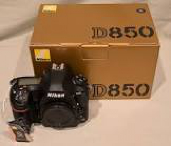 Annonce occasion, vente ou achat 'Nouvel appareil photo Nikon D850'