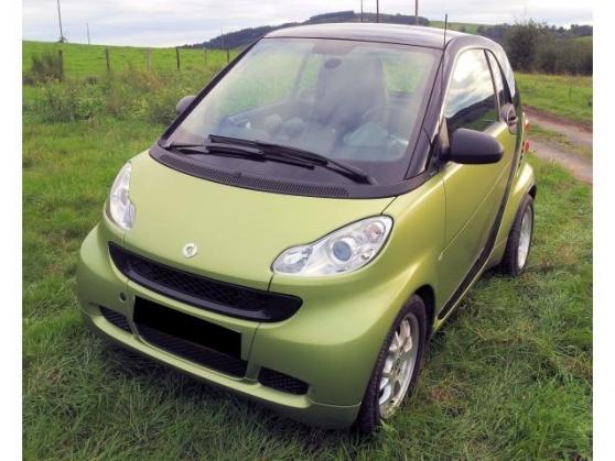 voiture sans permis smart