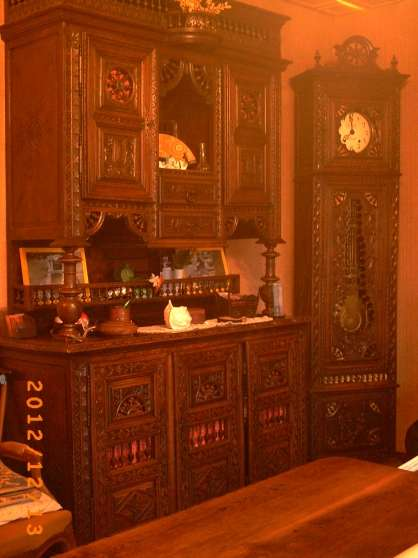 salle manger bretonne neuville l s dieppe meubles d coration salons salles manger. Black Bedroom Furniture Sets. Home Design Ideas