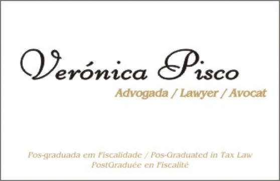 Verónica Pisco Avocat Algarve Portugal