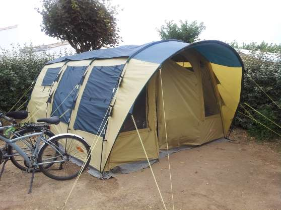 tente marechal champel 4 5 p caravanes camping car equipement de camping montigny le. Black Bedroom Furniture Sets. Home Design Ideas