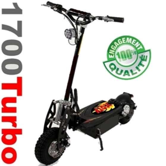trottinette electrique scoty 1700w moto scooter v lo pocket bike nice reference mot poc. Black Bedroom Furniture Sets. Home Design Ideas
