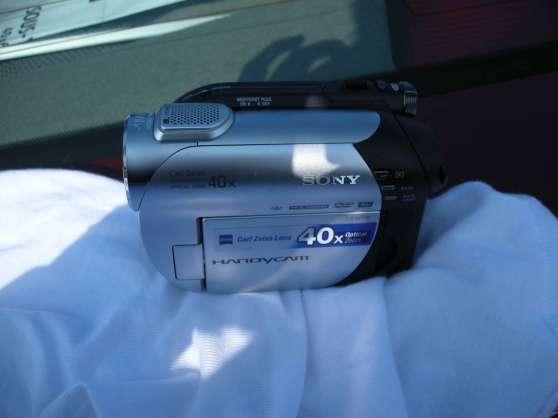 Camescope Sony