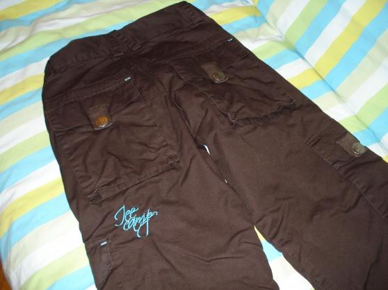 Lot pantalon doublé polaire /blouson