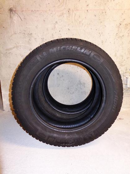 Pneus Hiver Michelin 225/55/R16