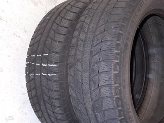 Pneus Hiver Michelin Alpin 205/55/R16