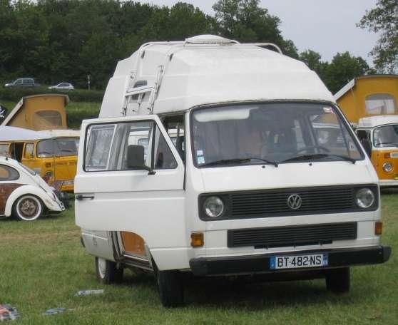 transporter t3 am nag caravanes camping car camping car. Black Bedroom Furniture Sets. Home Design Ideas