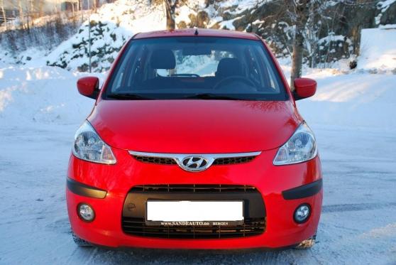 Hyundai i10 1,2 Confort 78HK