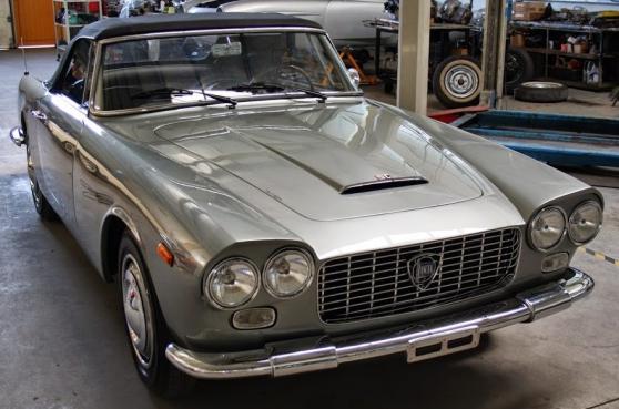 Lancia Flaminia 2.5L - 3C - Cabriolet