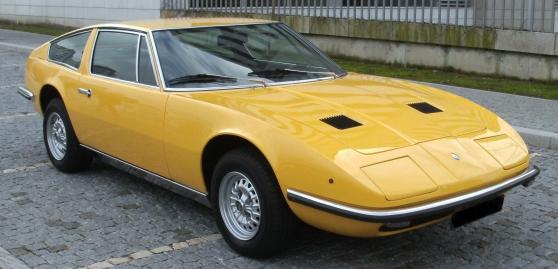 Maserati Indy 4.7L