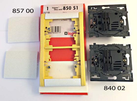 Annonce occasion, vente ou achat 'interrupteurs et va et vient Legrand'