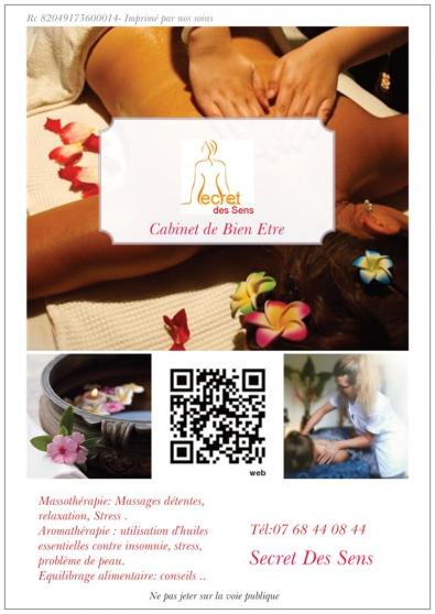 Massages aromatherapie medecine holi sant fitness beaut massage sant fleury les for Comfleury les aubrais code postal