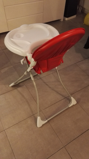 Chaise Haute - Photo 2