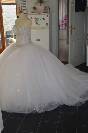 Robe de mariée DEMETRIOS - NEUVE