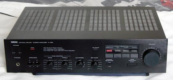 Amplificateur Yamaha A420