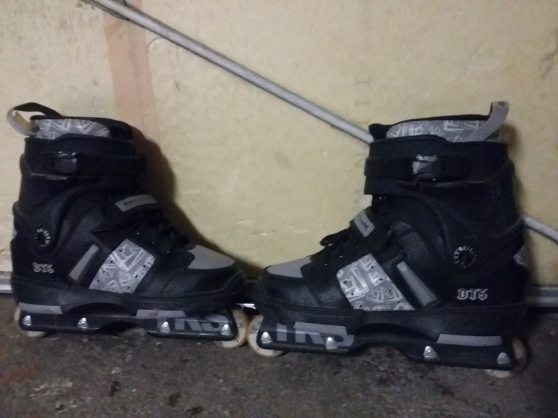 Annonce occasion, vente ou achat 'rollerblade T42'